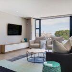 Fulham House - Lower level Tv lounge