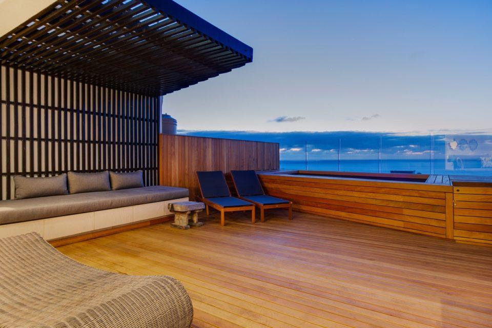 Malibu - Sun loungers