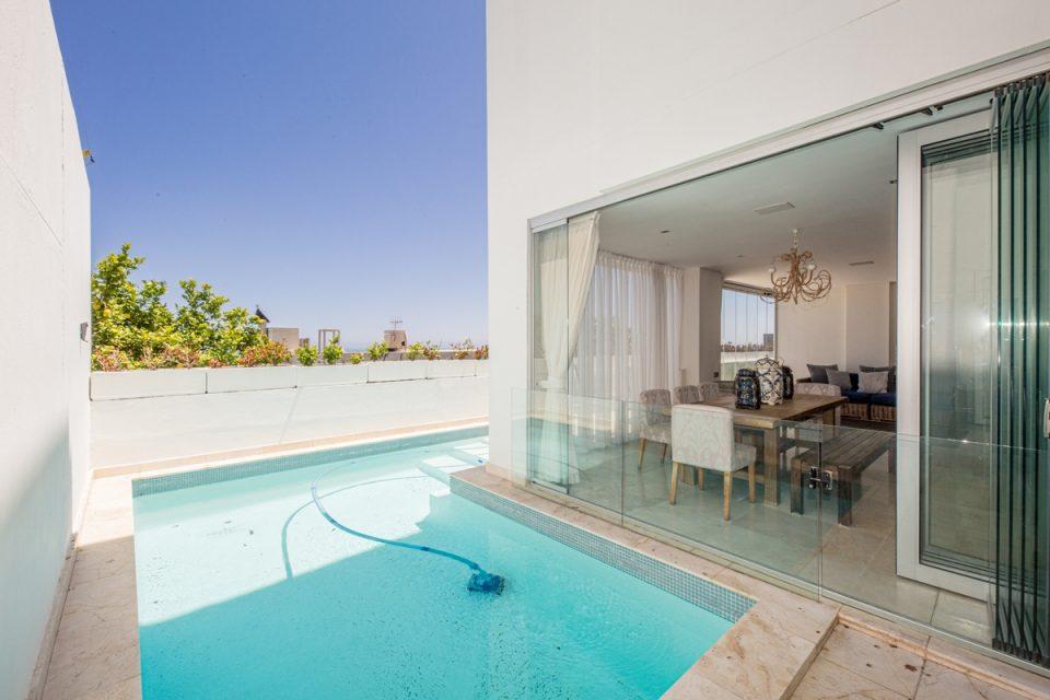 Top Views - Second pool