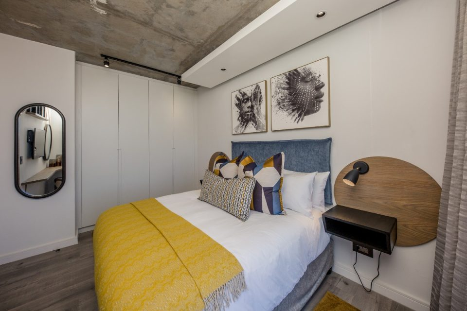 Urban Signature - Master bedroom