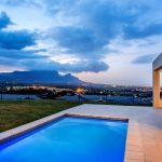 Mountain Side Mansion - Swimming pool with View