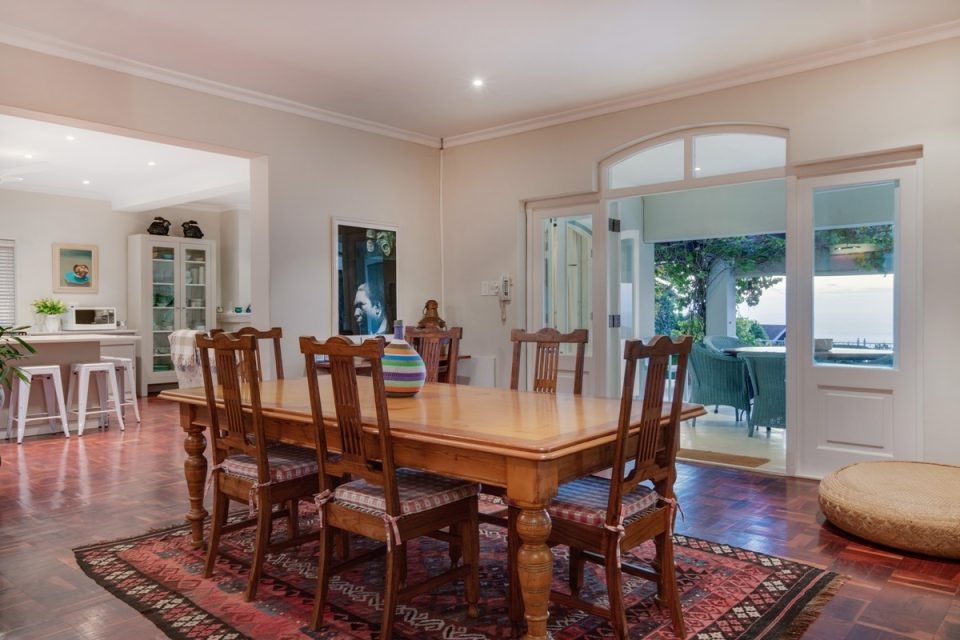 Overkloof - Dining room