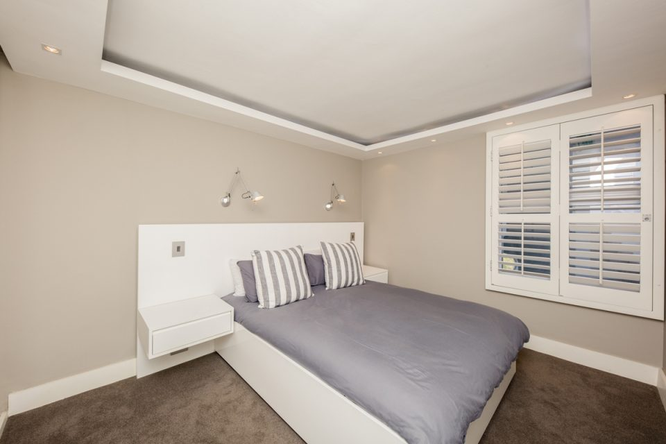 Hideaway - Master bedroom