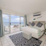 Indigo Bay  - The Penguin -  Bedroom with views