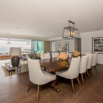 Caliche - Open plan dining