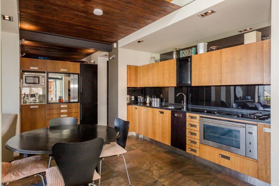 Rhine Stone - Galley-style Kitchen