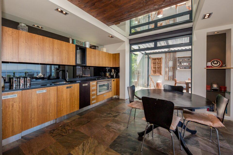 Rhine Stone - Galley Kitchen