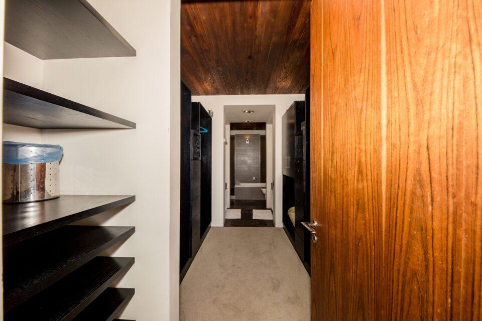 Rhine Stone - Bedroom 1 walk in cupboard
