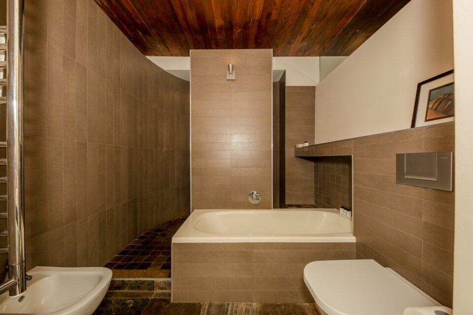 Rhine Stone - Bathroom 1 Bath & Shower