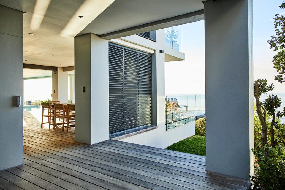 Halo Villa - Extended Balcony