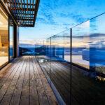 Halo Villa - Top Balcony Views