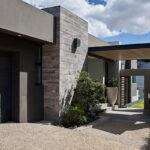 Halo Villa - Entrance