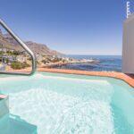 Camps Bay Terrace Penthouse - Splash pool