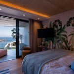 Ocean Villa - Bedroom 3 Views