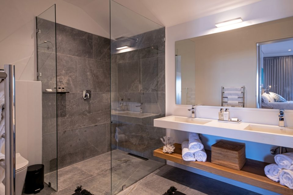 Ocean Villa - Bedroom 4 en-suite