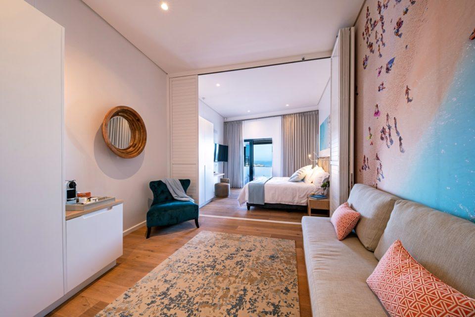 Ocean Villa - Bedroom 4 Lounge