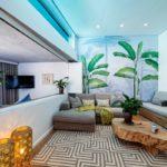 Ocean Villa - Family Room Lounge
