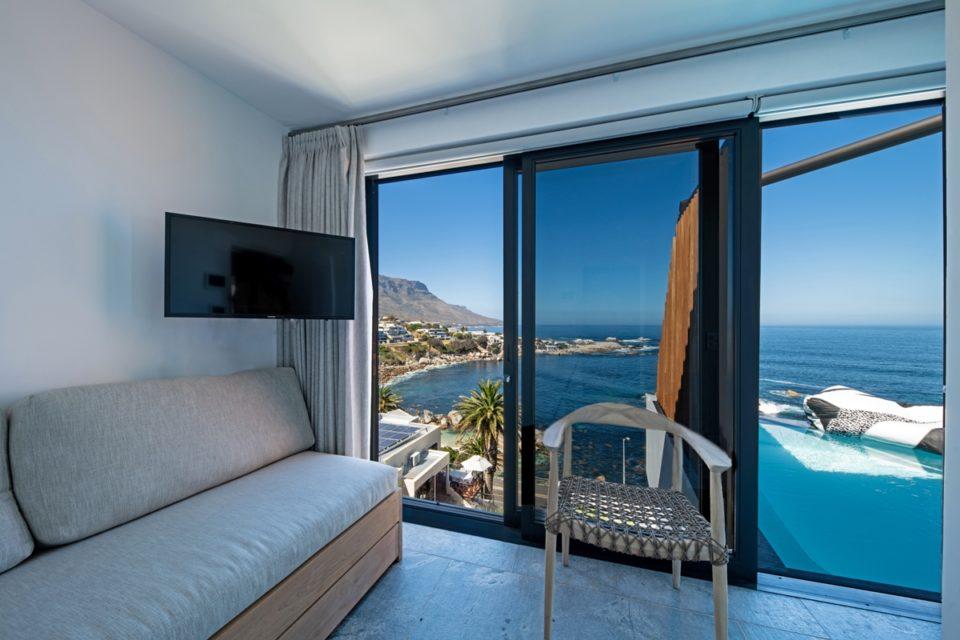 Ocean Villa - fifth bedroom