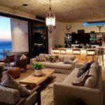 Ocean Villa - Open Plan Kitchen