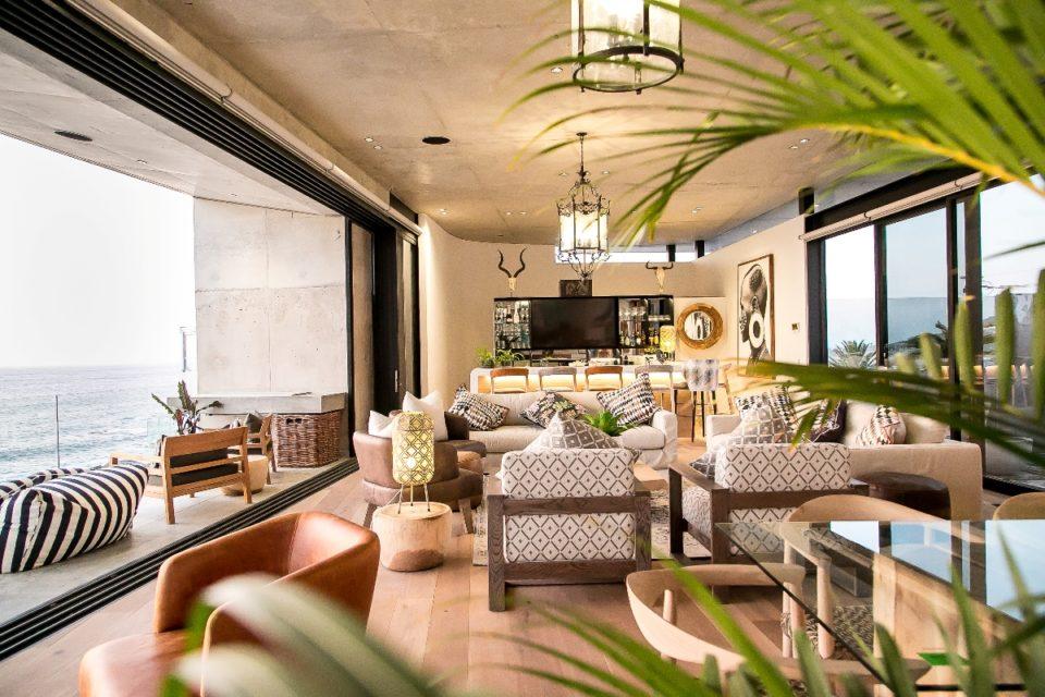 Ocean Villa - Open Plan Lounge