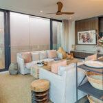 53 Napier - Lounge
