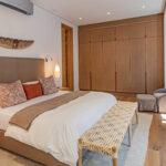 53 Napier - Master Bedroom