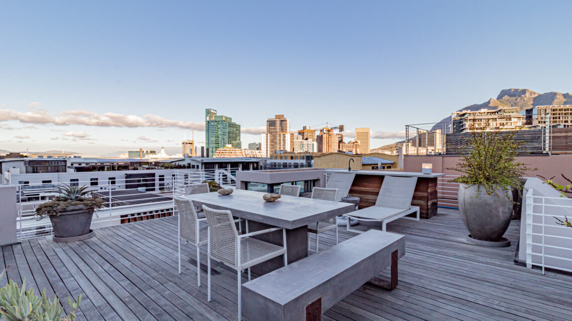 53 Napier - Private Rooftop Dining