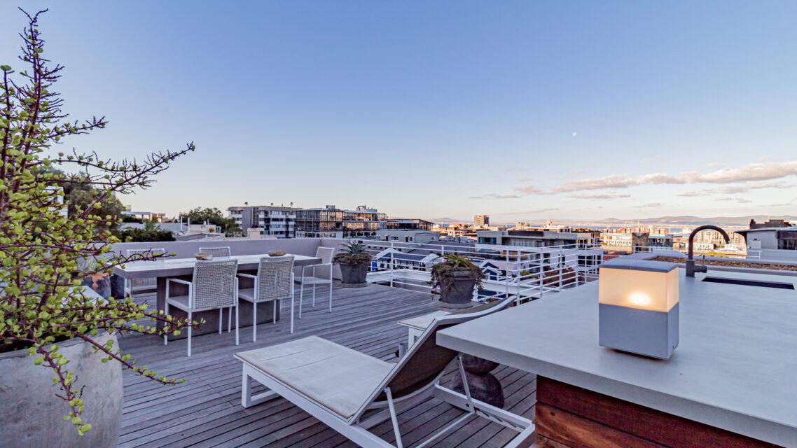 53 Napier - Rooftop City Views