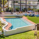 Albright - Communal swimming pool