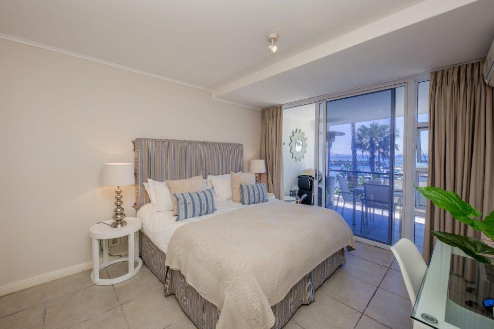 Albright - Master bedroom