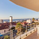 Alpha Sunsets - Beautiful sea views from the balcony