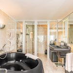 Clifton Rocks - Master Bathroom