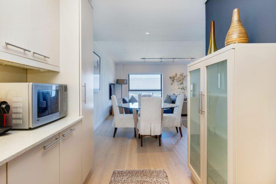 Dunmore Apartment - Kitchen