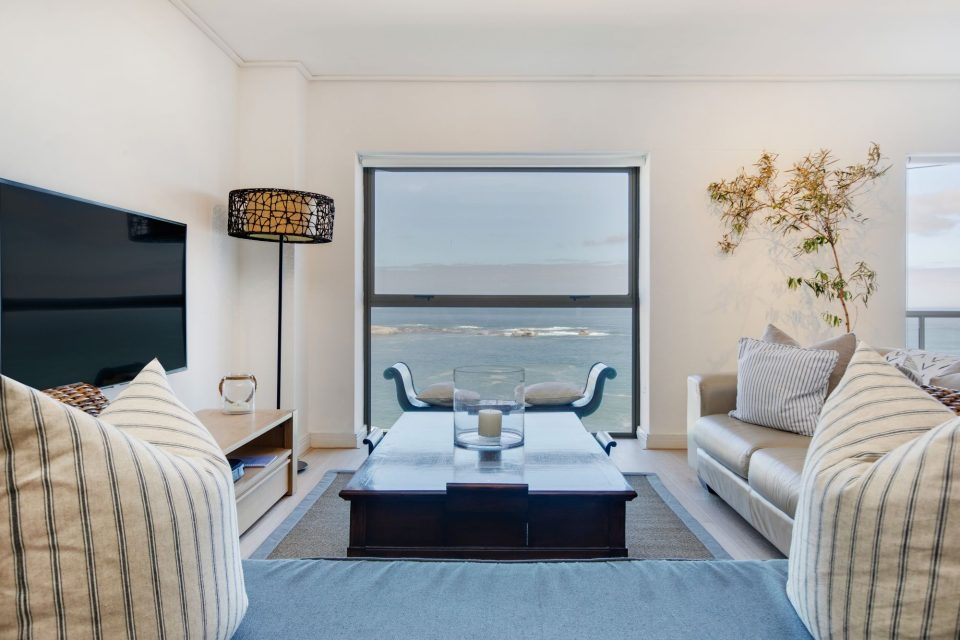 Dunmore Apartment - Living Area