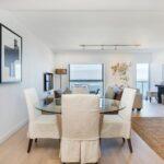 Dunmore Apartment - Open Plan Dining