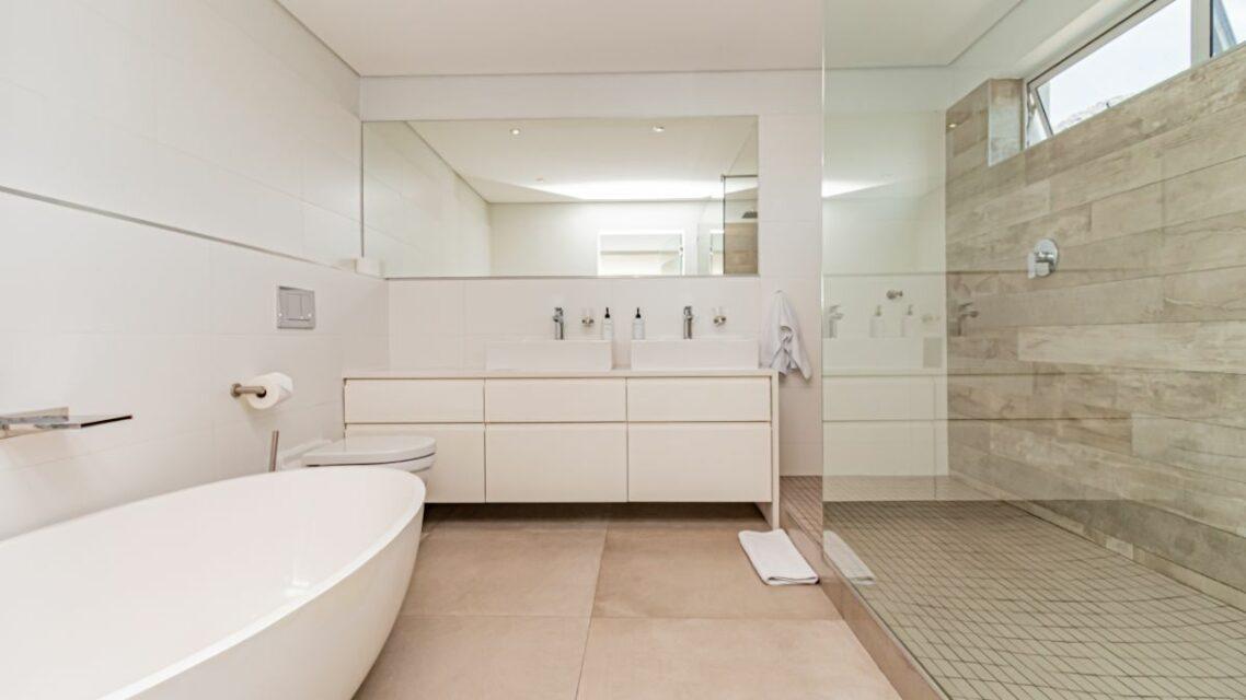 Houghton Penthouse - Full Bathroom