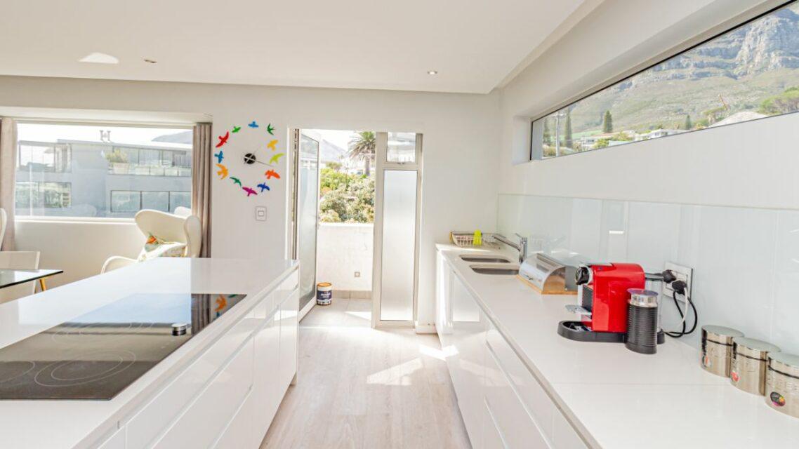 Houghton Penthouse - Kitchen Area