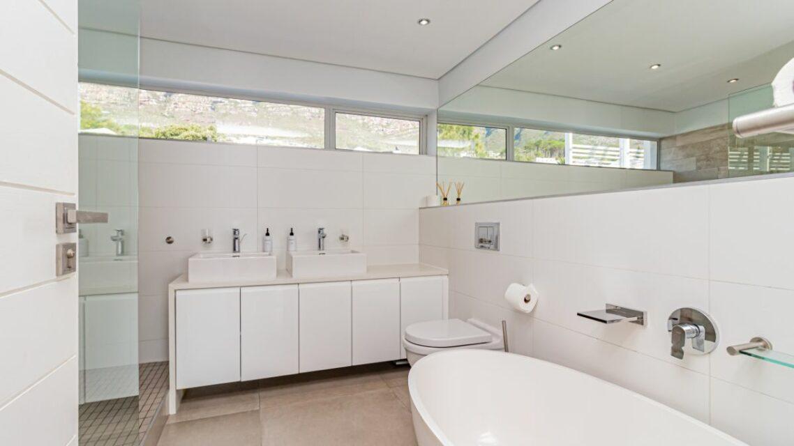 Houghton Penthouse - Master Bathroom
