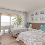 Houghton Penthouse - Twin Beds