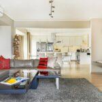 Houghton Steps - Open Plan Living Area