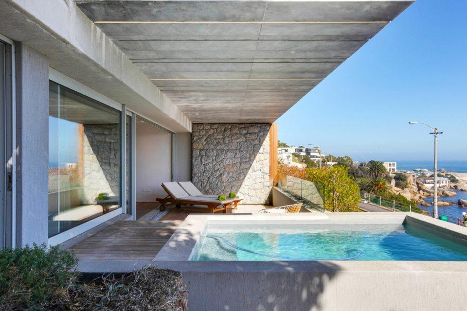 Lillamton - Private Balcony