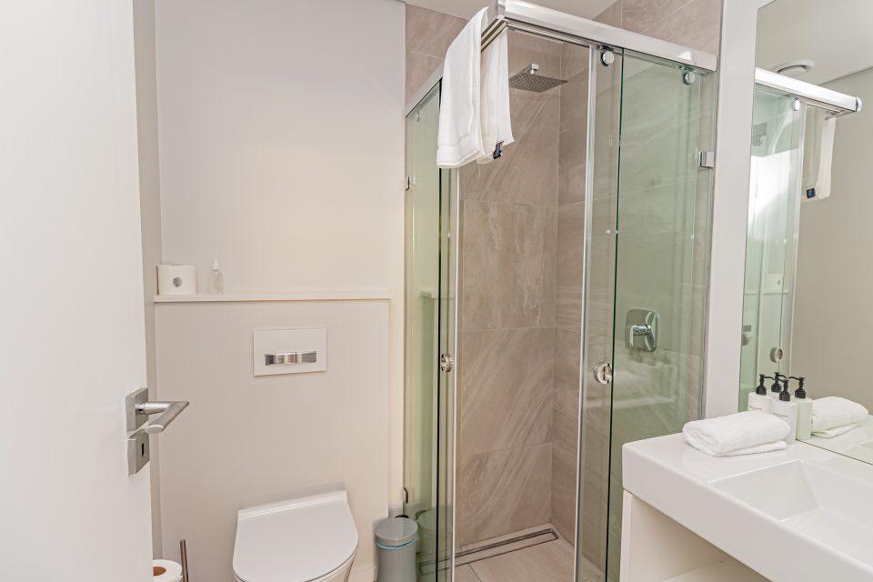 Penthouse on S - Bathroom