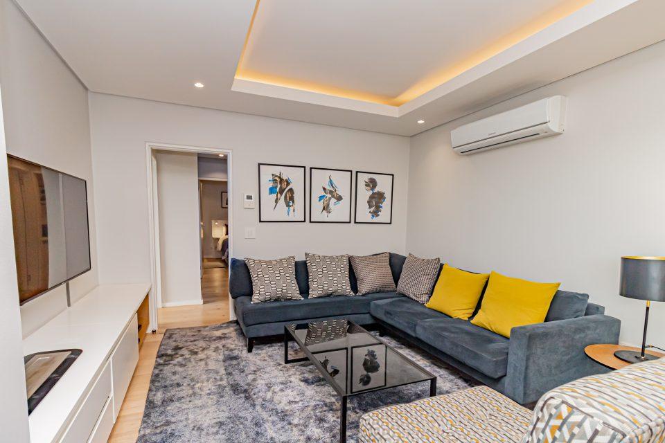 Scholtz Penthouse - Lounge
