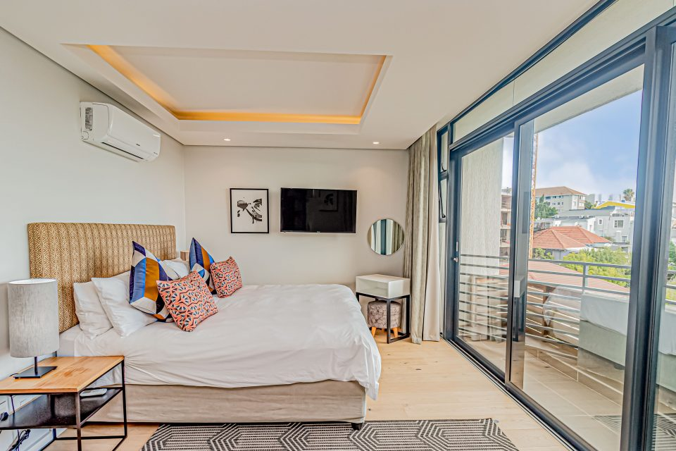 Scholtz Penthouse - Main bedroom