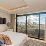 Scholtz Penthouse - Master bedroom views
