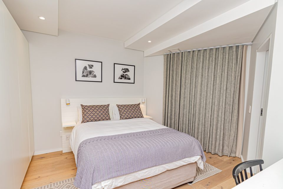 Scholtz Penthouse - Second bedroom