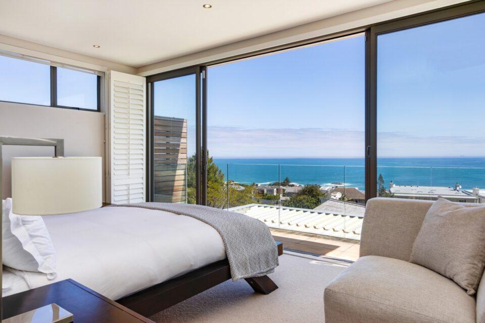 Sekoma Villa - Master Bedroom