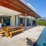Sekoma Villa - Pool Area