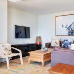 Sekoma Villa - TV Room