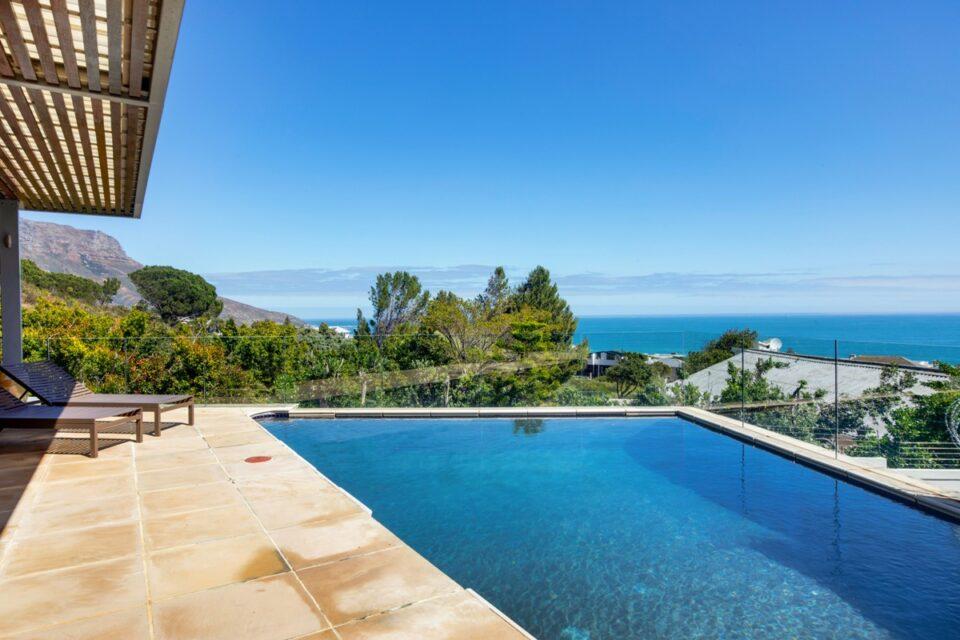 Sekoma Villa - Views!